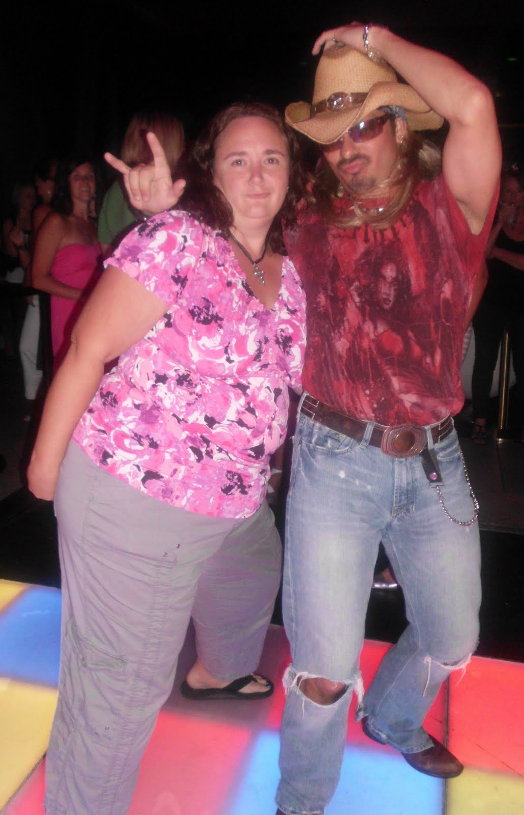 Bret michaels without wig they also have quot entertainment quot