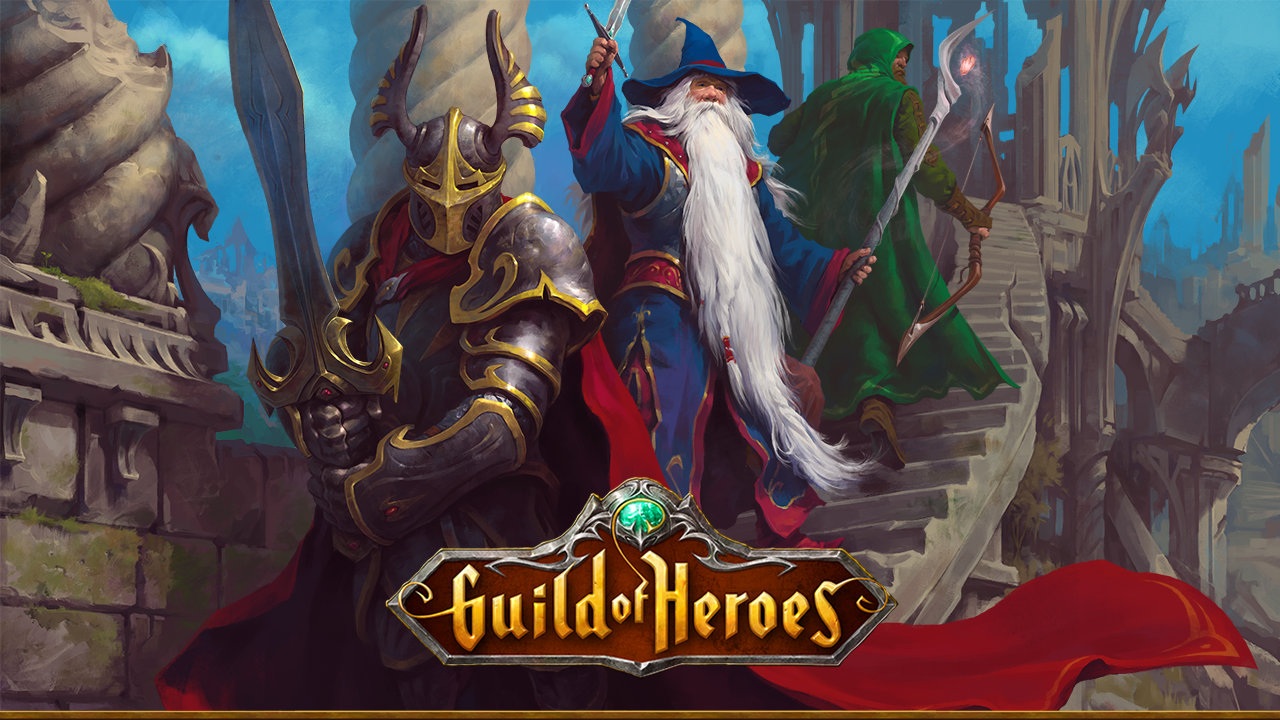 Guild of Heroes (RU) Gameplay IOS / Android