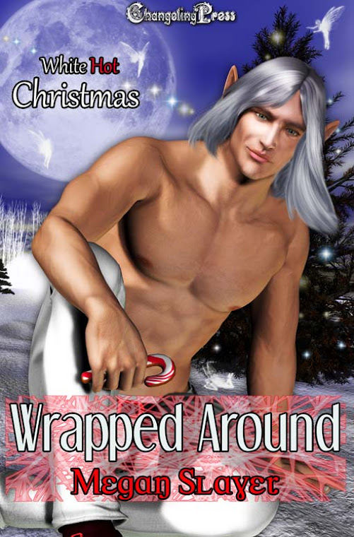 White Hot Christmas: Wrapped Around