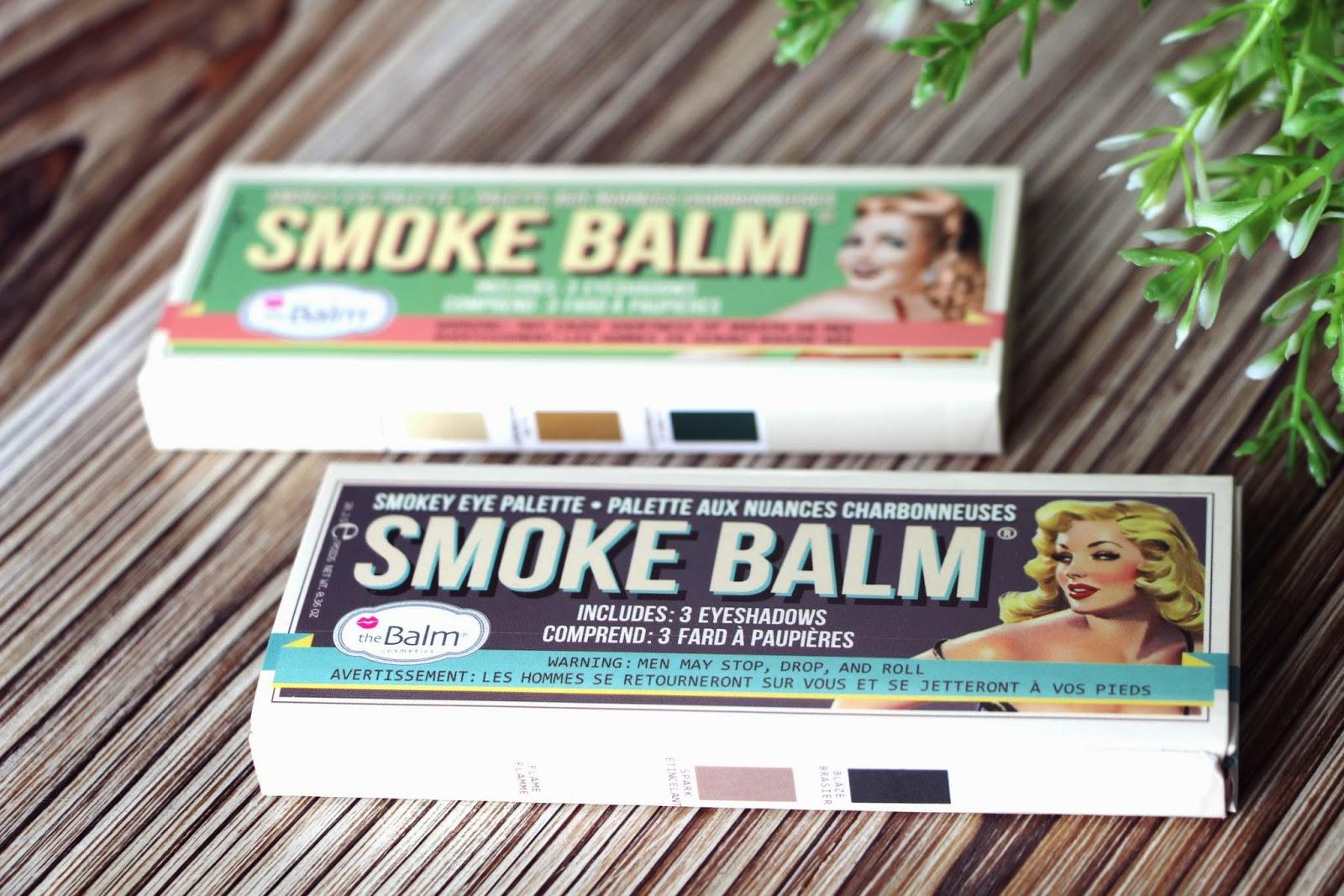 Smoke Balm de The Balm :  j'en pense quoi ?