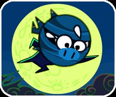 Game Ninja heo, chơi game ninja heo hay tại gamevui.biz