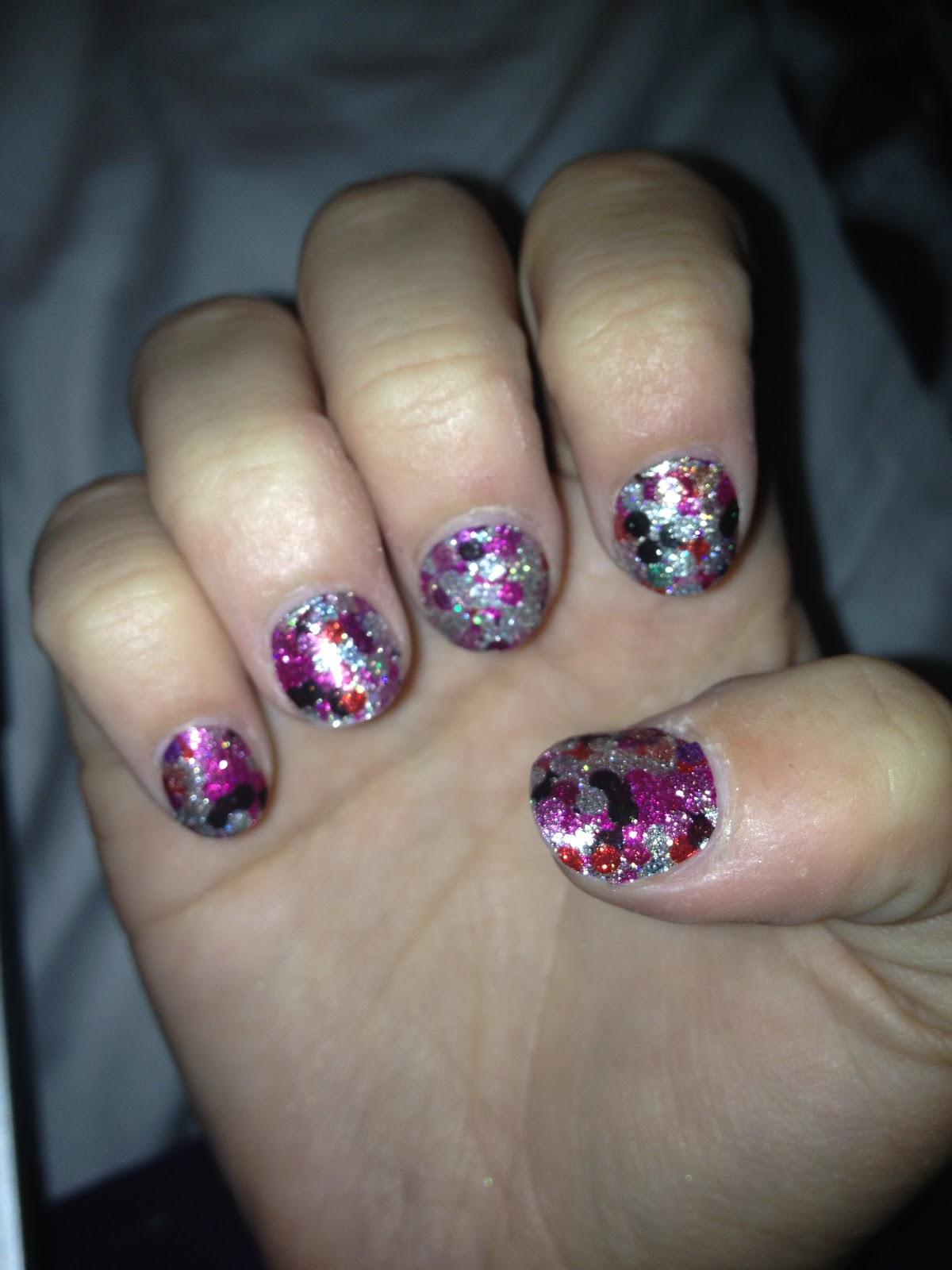 OPI Nail Lacquer Strips: Fun & Fancy Nails! | Ashley\'s Passion for ...
