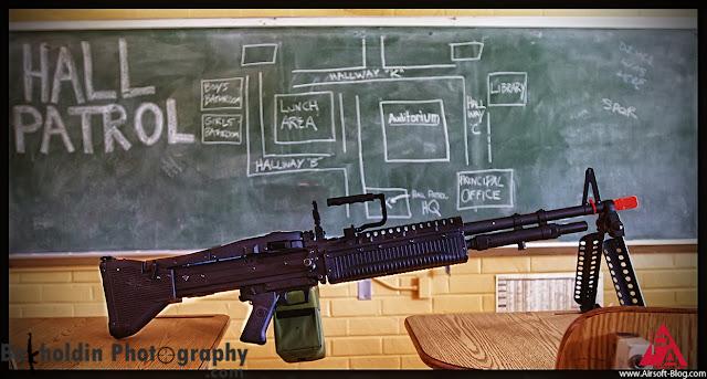 A&K M60VN Review, A&K M60VN Box Mag Issues, Airsoft Machine Gun, Medium Machine Gun, General Purpose Machine Gun, Airsoft Gun Reviews, Pyramyd Airsoft Blog, Tom Harris Media, Tominator