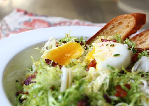 Food Wishes Video Recipes: Salad Lyonnaise – A Super Salad ...