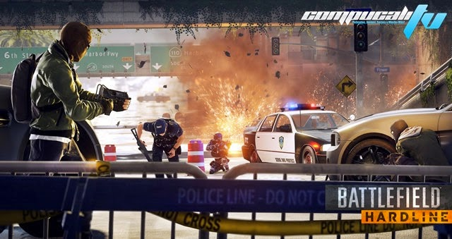 Battlefield Hardline disponible en Beta Abierta