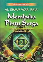toko buku rahma: buku AL-KHAUF WAR RAJA' MEMBUKA PINTU SURGA, pengarang rosihon anwar, penerbit pustaka setia