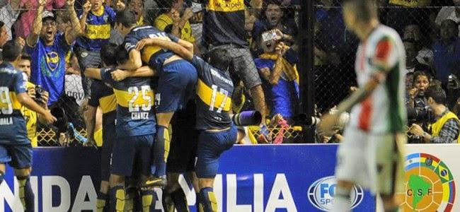 Lanus vs Boca Juniors: Torneo Argentino 19-04-2015