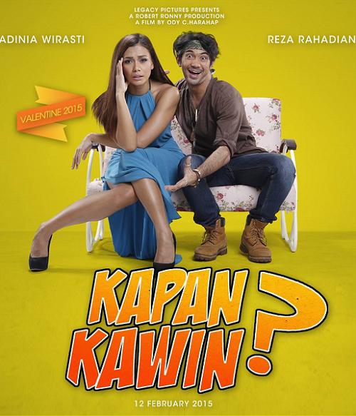 Film Kapan Kawin? 2015 di Bioskop