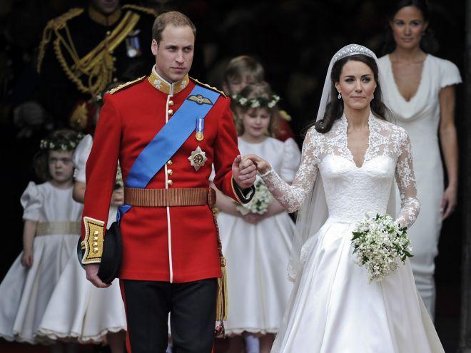 Matrimonio William E Kate : Il giardino sfumato alberi in chiesa per nozze regali