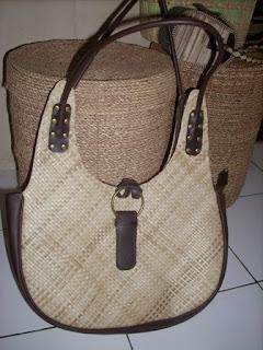 pandanus handicraft