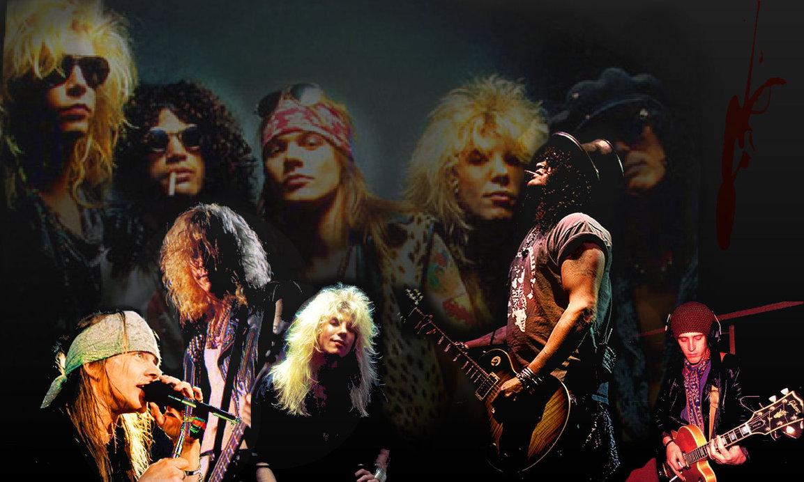 Guns N Roses - Images