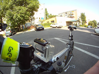 Top Tube Mount for GoPro HD