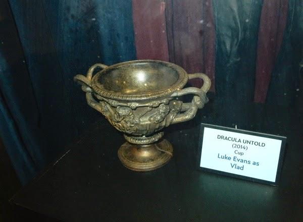 Dracula Untold cup film prop