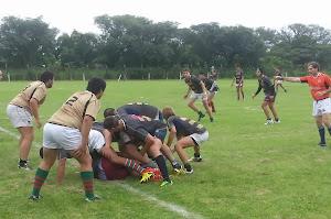 Los juveniles M-18 disputaron el segundo amistoso de pretemporada