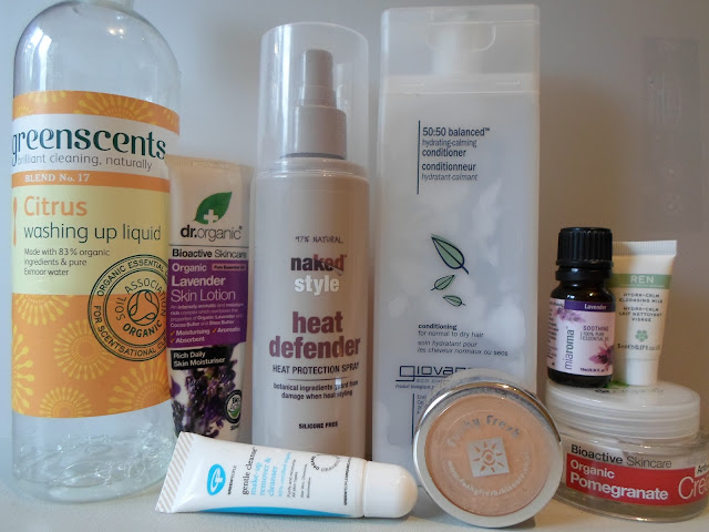 Sugarpuffish What's in my bin? - November 2012 Empties