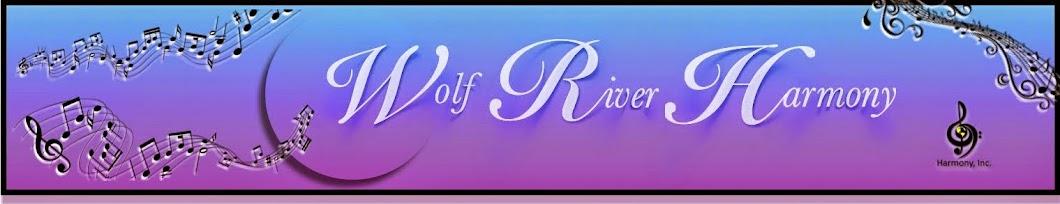Wolf River Harmony Chorus