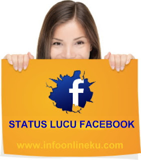 update status lucu fb