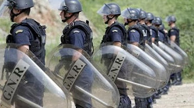 Ας ετοιμαζόμαστε.Και εγένετο... «Ευρωπαϊκή Αστυνομία»μπορεί να επέμβει όπου και όπως θέλει.