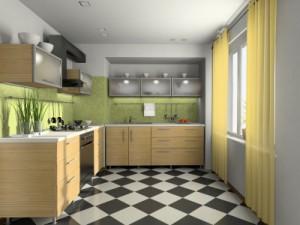 D coration d 39 int rieur le blog le carrelage tendance for Deco cuisine saint mars de coutais