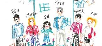 Teatru cu copil transgender la Focșani