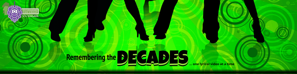 Remembering the DECADES...