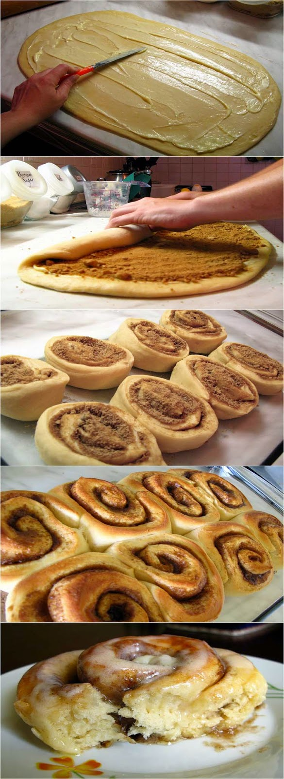 Yummy Recipes: Easy Cinnamon Rolls