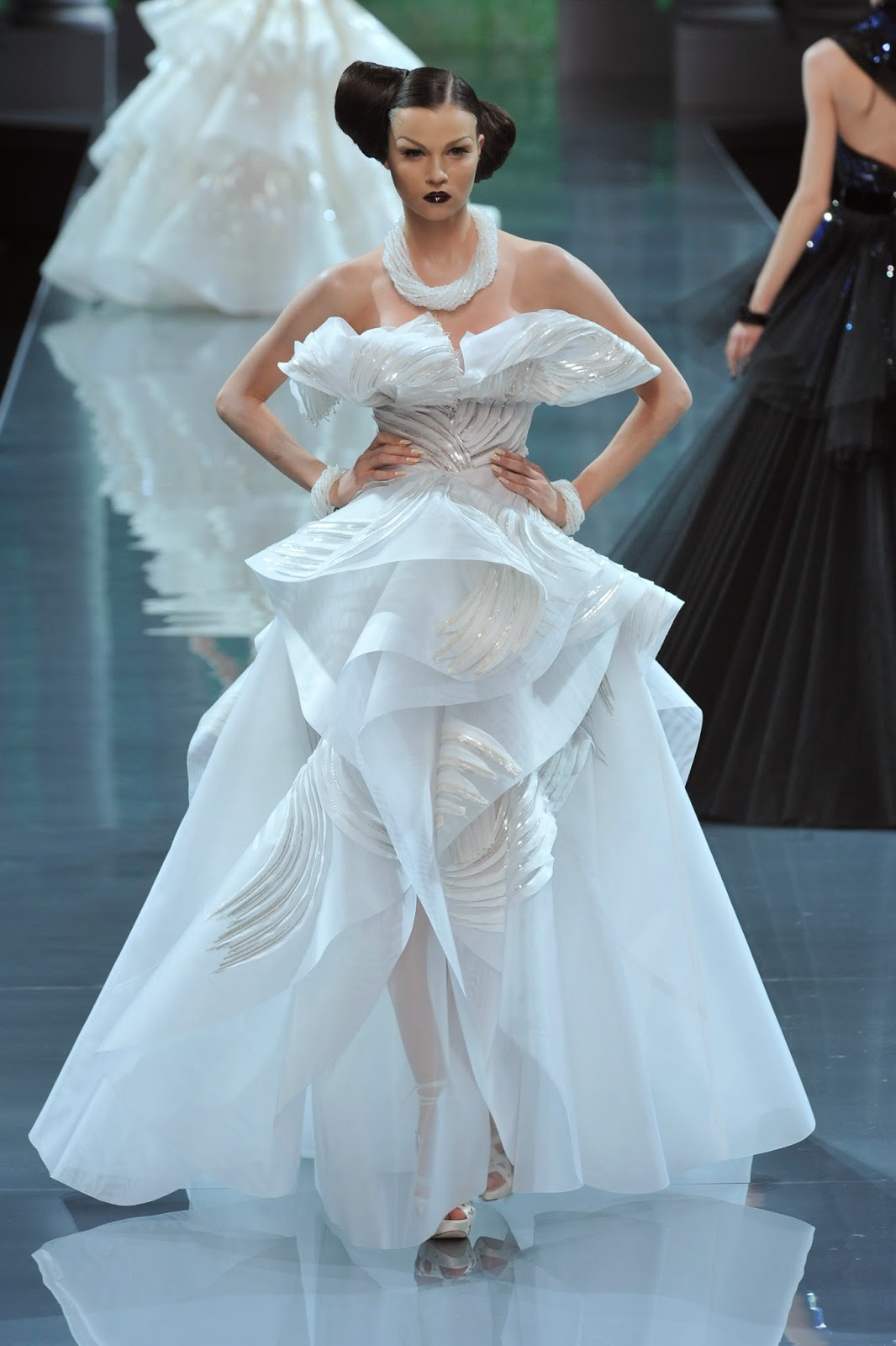 Exelent Dior Bridal Gowns Ornament - All Wedding Dresses ...