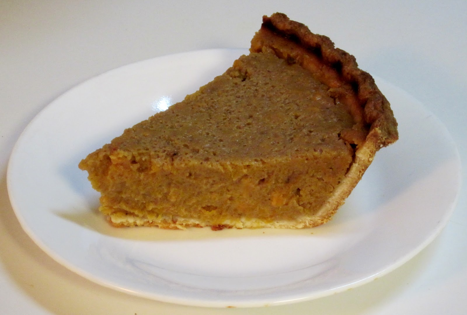 ... Sauce Company: How to make Maple Smoked Pumpkin-Sweet Potato Pie