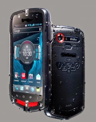 Handphone Cassio Commando tahan banting