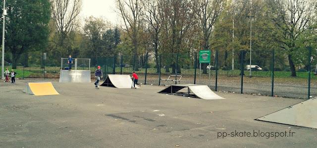 Skatepark Lille La Madeleine