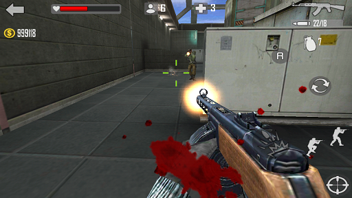 Dead Strike 3D apk android game