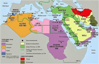 """Por que o """"ocidente"""" errou tanto, ao interpretar o Oriente Médio?"""