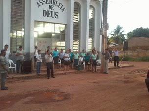 Bairro Altos da Serra. 08.03.2014