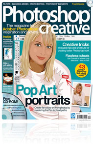 Photoshop Creative Magazine Issue 12