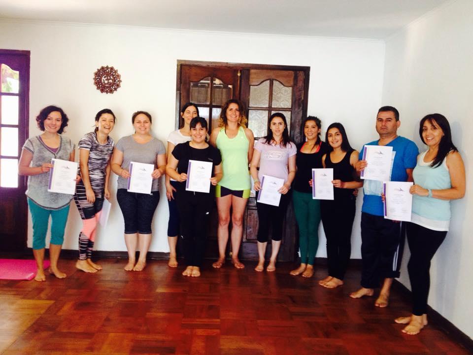 """TALLER """"Yoga para la mujer"""" dictado por SUSANA FASOLA (Certificación RIMYI)"""