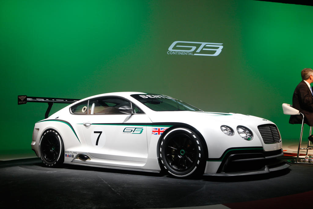 ... Continental GT3 | Bentley Continental GT3 Concept | Continental