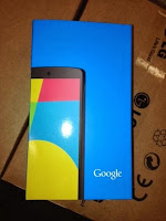 Google Nexus 5 stocks