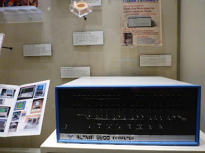 Altair 8800 at MOHAI in Seattle