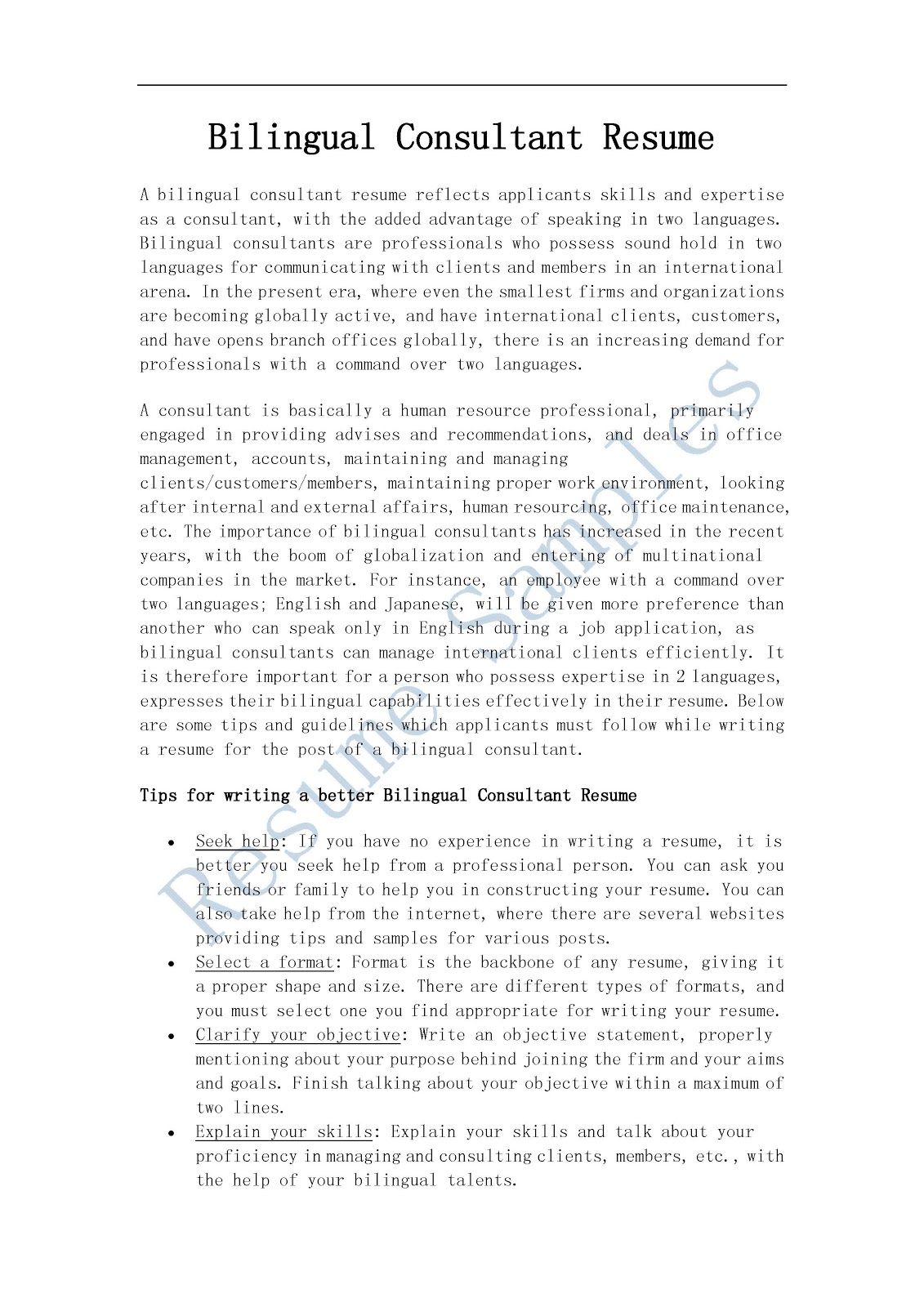 bilingual resume examples bilingual consultant resume sample bilingual resume examples bilingual skills on resume examples resume