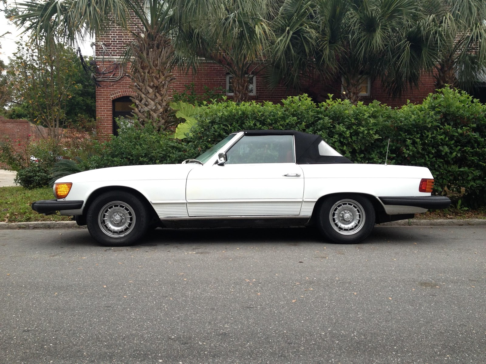 Mercedes 450 SL affordable classic, or JR Ewings used car? | i ...