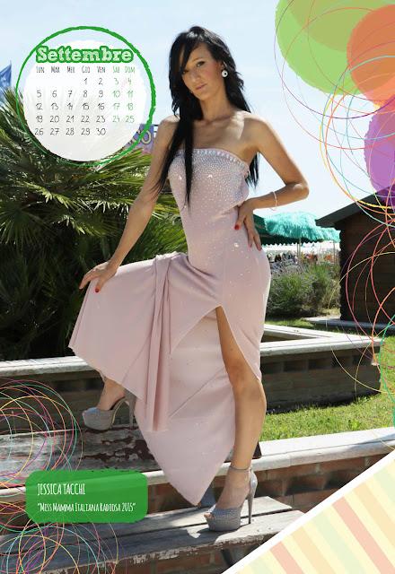 Calendario 2016 - Miss Mamma Italiana - Settembre