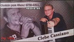 CLEBE CASSIANO