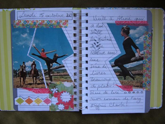 Le petit monde de louison octobre 2012 - Comment faire un journal ...