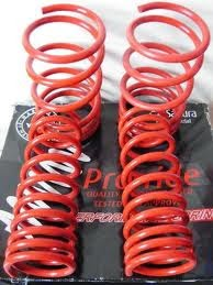 PROride performance and OEM springs products