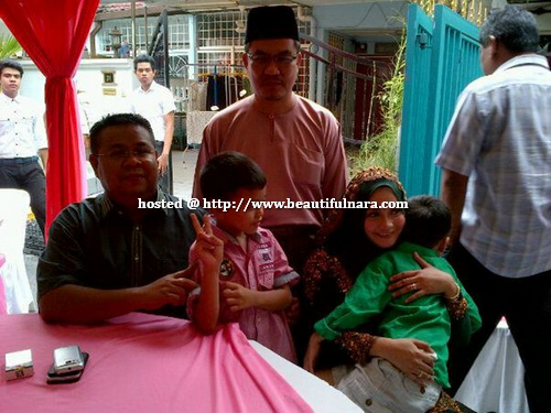 Gambar Tunang Anne Ngasri - Mohd Sumali Reduan