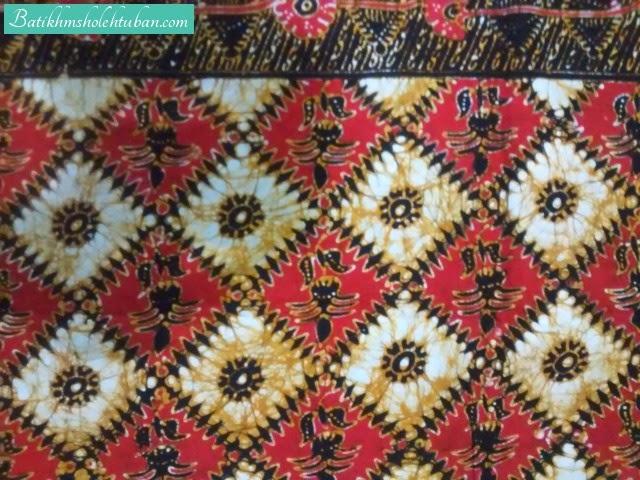 Kain Bahan Batik Tuban 2811F