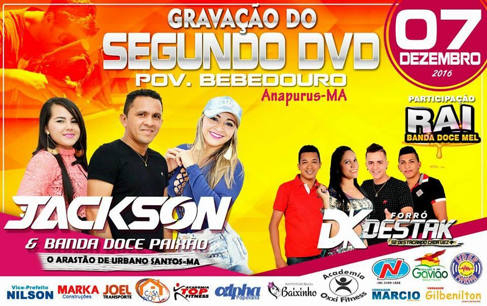 GRAVAÇÃO DO 2º DVD - DIA 07/11