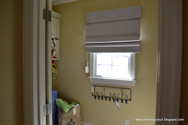 laundry room via Worthing Court blog