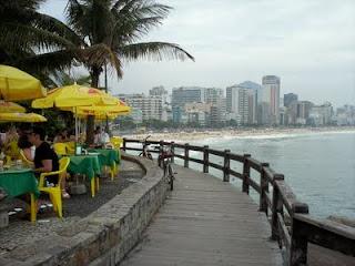 Passeios turísticos no Rio de Janeiro deve ser incluído o Mirante do Leblon
