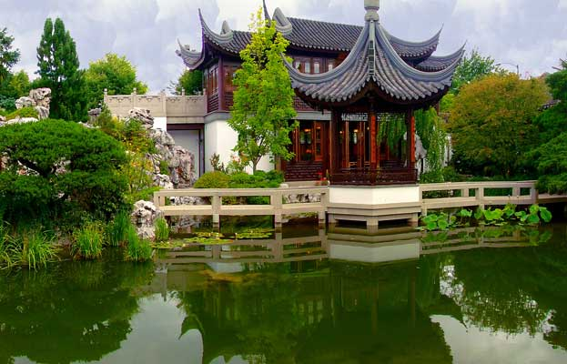World Heritage Classical Gardens of Suzhou